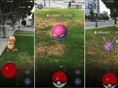 Our Take on Pokémon Go (as if you needed another)
