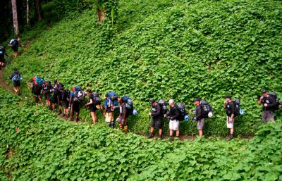 What the Kokoda Challenge Can Teach Us About Team Building