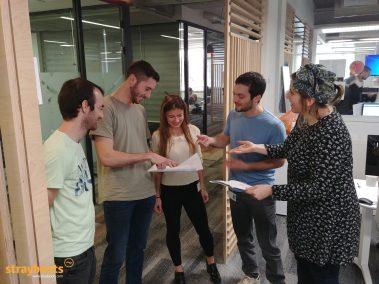 The Four Pillars of Team Building
