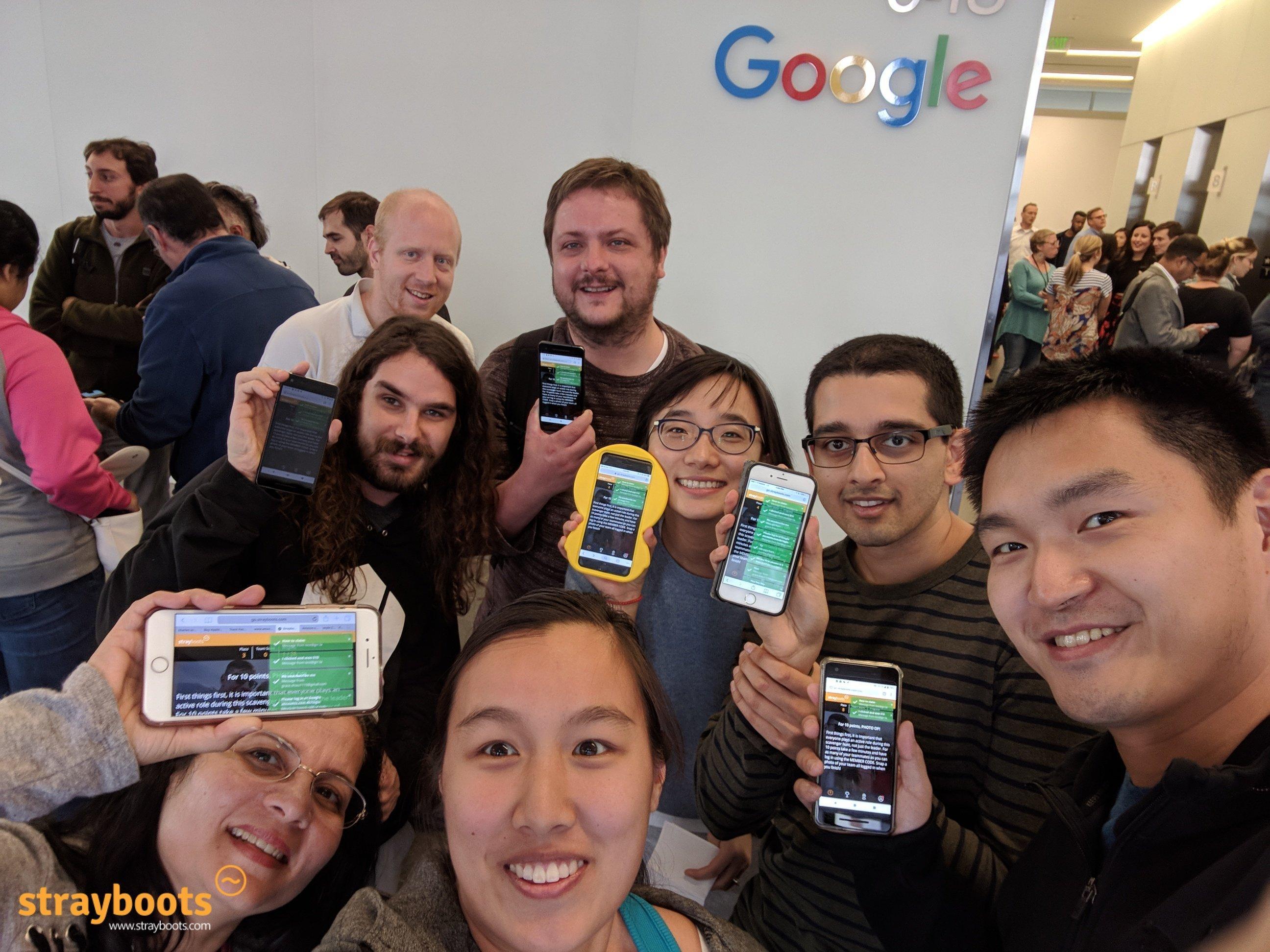 Google PaloAlto