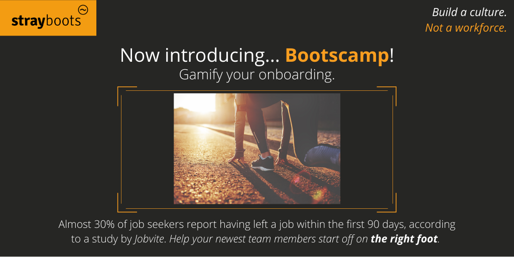 Are you Ready for Serious Fun…..Announcing BOOTSCAMP