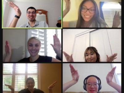 virtual team building - Strayboots